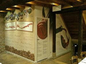restaurant gastronomique décoration, décoration papier peints Dijon, agencement décoration Dijon