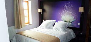Tête de lit Décoration hôtel, Tête de lit Décoration Dijon, Tête de lit chambre d'hôte